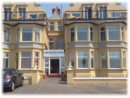 Elegant The Beach Hotel And A Apartment Is Wheelchair Friendly Hotel. We Have 4  Wheelchair Friendly Rooms And All Have Wet Rooms. You Can Go Into Dinning  Room Which ...
