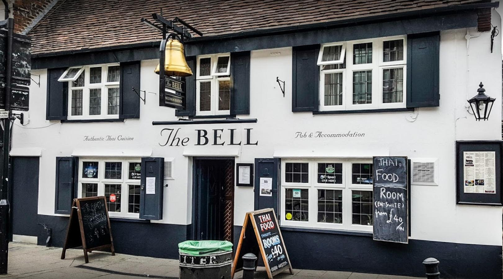 Pub Food High Wycombe